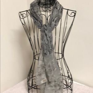 Talbots silk scarf  60x11